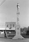 Confederate statue, Ripley, Mississippi, image 001 by Martin J. Dain (1924-2000)
