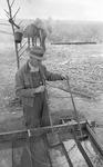 Sorghum syrup making, image 143 by Martin J. Dain (1924-2000)