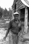 Unidentified African American Man, image 001 by Martin J. Dain (1924-2000)