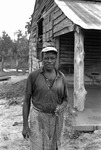 Unidentified African American Man, image 002 by Martin J. Dain (1924-2000)