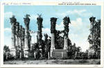 Ruins of Windsor Near Port Gibson, Miss. by Asheville Post Card Co. (Asheville, N.C.)