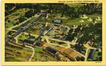 Hercules Powder Co. Plant, Hattiesburg, Miss. by Curteich (Chicago, Ill.)