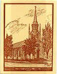Christ Episcopal Church, 1839 by Publisher Unknown