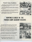 French Camp Academy Hunting Reserve by French Camp Academy