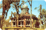 Ante-bellum Mansions in Natchez, Miss.