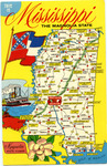 Mississippi, The Magnolia State by Deep South Specialties, Inc. (Jackson, Miss.)