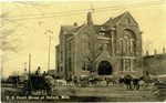 U.S. Court House at Oxford, Miss. by United Art Publishing Co. (New York, N.Y.)
