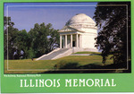 Illinois Memorial, Vicksburg National Military Park by Express Publishing Co. (New Orleans, La.)