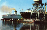Ships In For Repair, Pascagoula, Miss. by Deep South Specialties, Inc. (Jackson, Miss.)