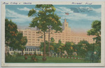 Edgewater Gulf Hotel, Between Gulfport and Biloxi, Miss. by E. C. Kropp Co. (Milwaukee, Wis.)