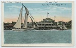 Typical Regatta Scene, Biloxi, Miss. by E. C. Kropp Co. (Milwaukee, Wis.)