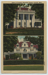 Some of Corinth's Beautiful Homes, Corinth, Miss. by Curteich (Chicago, Ill.)