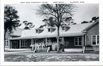 West Side Community House, West Beach, Gulfport, Miss. by E. C. Kropp Co. (Milwaukee, Wis.)