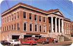 City Hall and Fire Station by Bradley Bros. (Hattiesburg, Miss.)