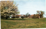 Campus Grounds At Millsaps College, Jackson, Miss. by Baxtone (Amarillo, Tex.)