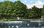 Lagoon in Highland Park, Meridian, Miss. by E. C. Kropp Co. (Milwaukee, Wis.)