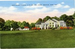 Northwood Country Club and 18th Green, Meridian, Miss. by E. C. Kropp Co. (Milwaukee, Wis.)