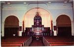 Trinity Episcopal Church, Natchez, Miss. Built in 1822.