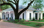 The Old Carriage House Tea Room, Natchez, Miss. by Curteich (Chicago, Ill.)