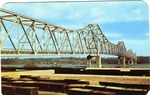 Mississippi River Bridge by Dexter Press (Pearl River, N.Y.)