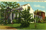 Richmond, Home of the John Marshall Family, Natchez, Miss. by Curteich (Chicago, Ill.)