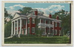 Homewood, Home of Mr. and Mrs. Kingsley Swan, Natchez, Miss. by Curteich (Chicago, Ill.)
