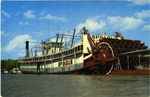 The Showboat Sprague, Vicksburg, Miss. by Deep South Specialties, Inc. (Jackson, Miss.)
