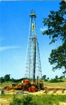 Oil Drilling Rig by Deep South Specialties, Inc. (Jackson, Miss.)