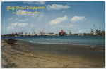 Gulf Coast Shipyards, Pascagoula, Miss. by Natural Color Postcards, Kobert Color Pictures (Doniphan, Mo.)