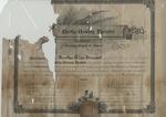 Nursing school diploma, Martha Alice Stewart by Martha Alice Stewart