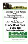 Piney Woods School hosts 1st National Black Boarding Schools Weekend Celebration In Los Angeles, CA by Piney Woods School