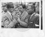 James Meredith, Joseph McShane, and Paul Johnson by Sidna Brower Mitchell