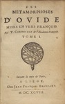 Les Metamorphoses d'Ovide, t. 1 (Selections) by Ovid and Thomas Corneille
