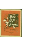 Down Souf in Alabama / words by B.H. Janssen by B. H. Janssen and M. D. Janssen and Co. (New York)
