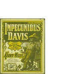 Impecunious Davis / words by Kerry Mills