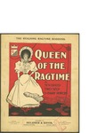Queen of the Ragtime / words by Harry Powers