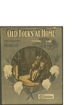 Old Folks at Home / music by Louis A. Drumheller; words by Stephen Foster by Louis A. Drumheller, Stephen Foster, and Eclipse Publishing Co. (Philadelphia)