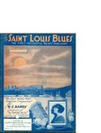 St.Louis Blues / music by W.C. Handy; words by W.C. Handy by W. C. Handy and Handy Brothers Music Co. (New York)