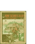 Home Sickness Blues / music by Cliff Hess by Cliff Hess and Waterson Berlin and Snyder Co. (New York)