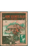 Homesick Blues / words by Cliff Hess by Cliff Hess and Waterson Berlin and Snyder Co. (New York)