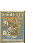 Prohibition Blues / music by Al Sweet; words by Al Sweet by Al Sweet, Al Sweet, and M. Witmark and Sons (New York)