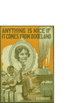 Anything is Nice if it Comes from Dixieland / music by Geo W. Meyer and Milton Ager ; words by Grant Clarke by Geo W. Meyer, Milton Ager, Grant Clarke, and Leo Feist Inc. (New York)