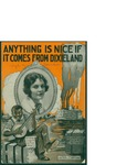 Anything Is Nice If It Comes From Dixieland / words by Grant Clarke, George W. Meyer, and Milton Ager