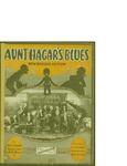 Aunt Hagar's Blues / words by W.C. Handy by W. C. Handy and Richmond-Robbins Music Publishers (New York)