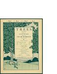 Trees / music by Oscar Rasbach; words by Joyce Kilmer by Oscar Rasbach, Joyce Kilmer, and G. Schirmer Inc. (New York)