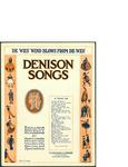 De Wes' Wind Blows from de Wes' / music by Larry E. Johnson; words by Larry E. Johnson by Larry E. Johnson, Larry E. Johnson, and T. S. Denison and Company (Chicago)