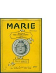 Marie / words by Irving Berlin