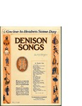 Gwine to Heaben Some Day / music by Vernon Richner; words by Speed Langworthy