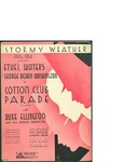Stormy Weather / music by Harold Arlen; words by Ted Koehler by Harold Arlen, Ted Koehler, and Mills Music Inc. (New York)