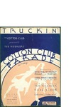 Truckin' / music by Bube Bloom; words by Ted Koehler by Bube Bloom, Ted Koehler, and Mills Music Inc. (New York)